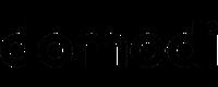 Logo serwisu Domodi