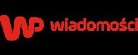 Logo serwisu wiadomosci.wp.pl